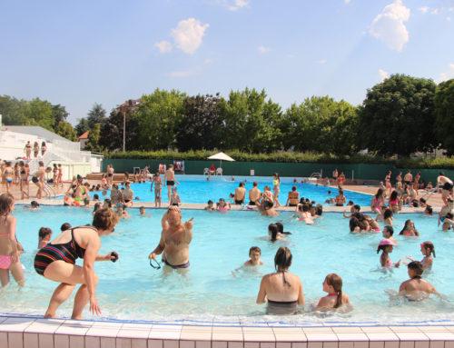 Ouverture de la piscine municipale à partir du 16 mai !