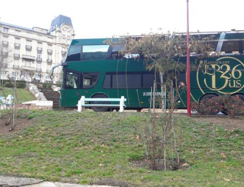 Le restaurant «Le Bus 26» de retour à Châtel-Guyon !