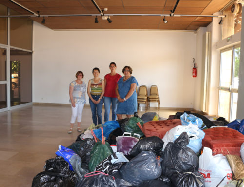 Collecte de vêtements par le CCAS samedi 25 novembre
