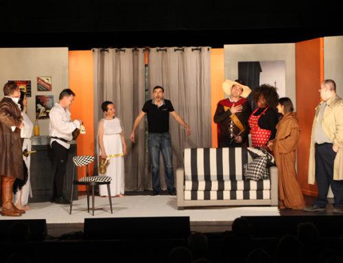 Une pièce de théâtre drôle et solidaire le 26 novembre