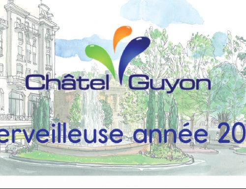 Bonne année 2018 à Châtel-Guyon !