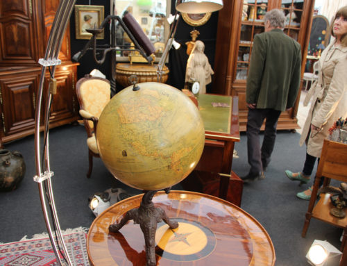 ANTIQUA : Le salon des antiquaires de retour du 28 avril au 1er mai