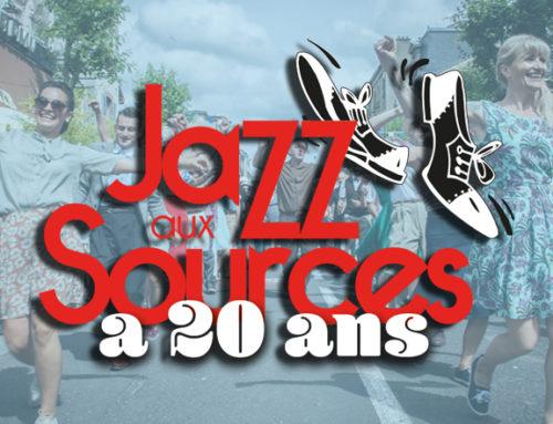 Jazz aux Sources 2018 : 20 ans de swing !
