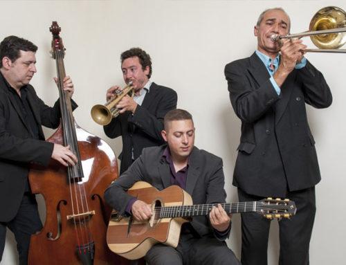 Un pré-festival Jazz aux Sources très «swing» !