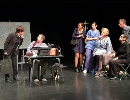 Une comédie réjouissante au Théâtre au profit du Rotary