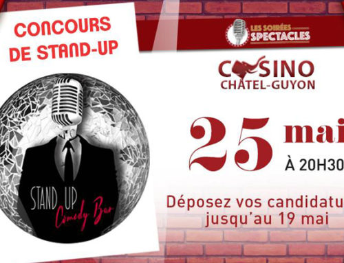 1er concours de stand-up :  les inscriptions sont ouvertes !