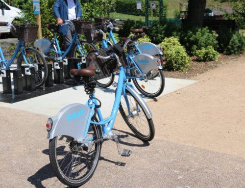 Des vélos connectés en libre-service à l'office de tourisme