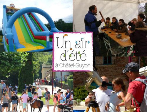 Récrés du Parc : défis scientifiques, jeux gonflables et observation solaire le 29 juillet