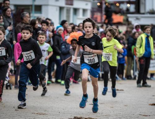 Un Trail réservé aux enfants avec le «Roc du Diablotin»