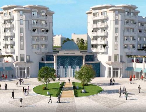Découvrez le projet du futur Resort thermal en vidéo