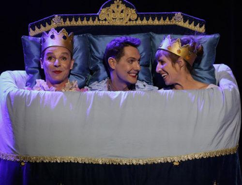 Une adaptation truculente et musicale de « Cendrillon » au Théâtre