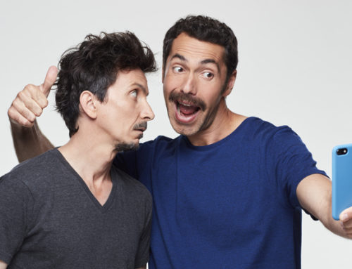 Ben et Arnaud Tsamère  « enfin sur scène » le 17 novembre