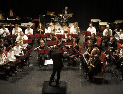 Un concert d'hiver dans un lieu chaleureux proposé par l'Orchestre d'Harmonie