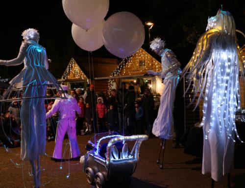 Village gourmand et parade féérique : rendez-vous au Village de Noël !
