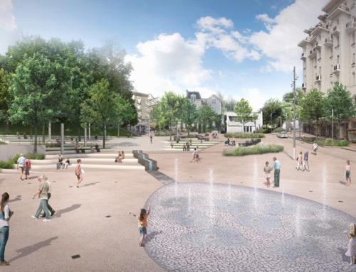 Une réunion publique le 3 juin pour présenter les travaux du cœur de ville