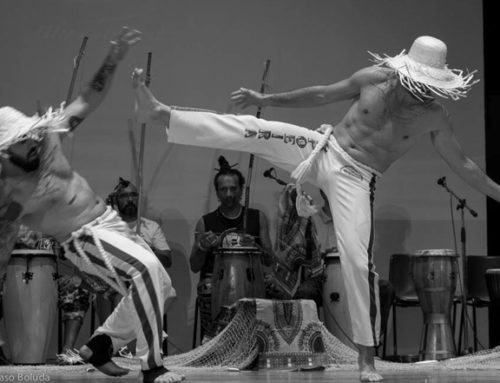 Festival de capoeira : le Brésil s'invite à Châtel-Guyon du 24 au 26 mai !