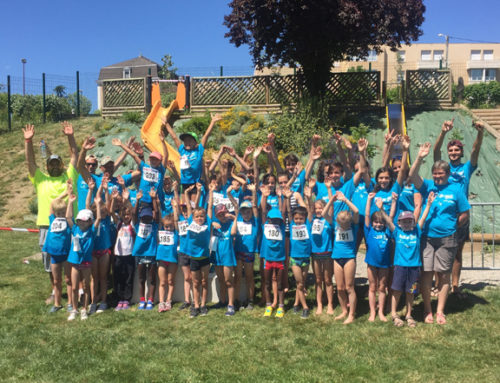 Un triathlon solidaire pour les jeunes au profit de l'Association Séquoia de l'Institut Médico-Educatif de Mozac !
