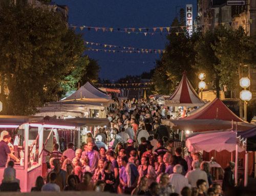 Quatre marchés nocturnes organisés au cœur de l'été