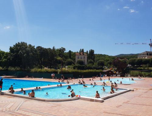 Canicule : La piscine municipale ouvre ses portes jusqu'à 20h !