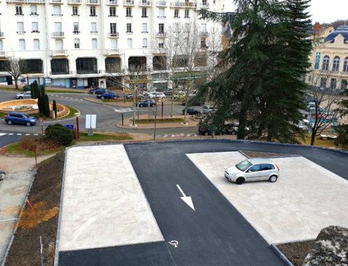 Le nouveau parking Brosson est ouvert !