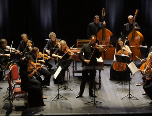 L'Orchestre d'Auvergne ouvrira le festival Bach en Combrailles au Théâtre de Châtel-Guyon