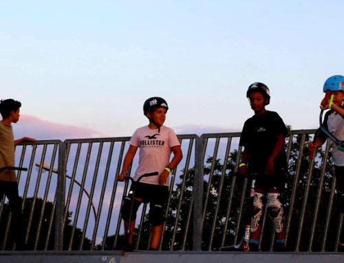 Une soirée 100 % jeunes au Skate Park samedi 31 août