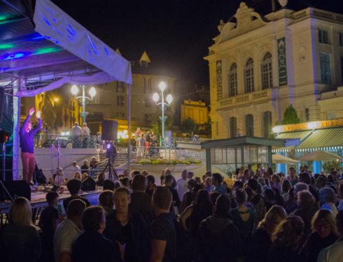 Estivales du Parc : le cœur de la cité thermale battra en rythme tous les samedis soirs !