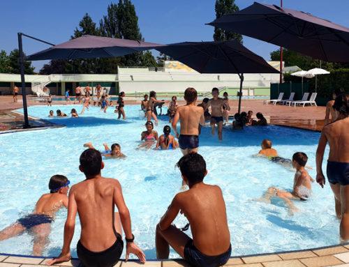 Une nocturne à la piscine municipale vendredi 23 août