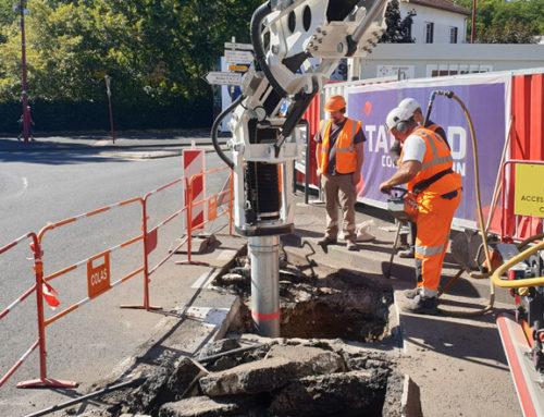 Gestion de l'eau : des travaux de contrôle des réseaux dans toute la ville