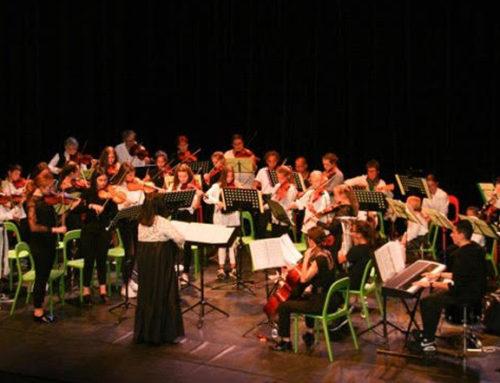 Léonard de Vinci raconté par l'Orchestre châtelguyonnais « Du Vent Dans Les Cordes »