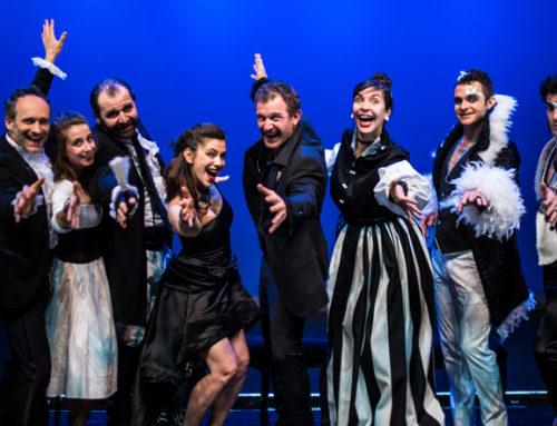 THÉÂTRE : La Compagnie Viva revisite « Le Misanthrope » de Molière
