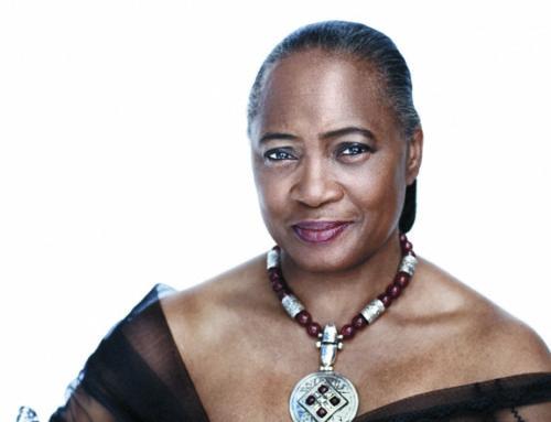 Barbara Hendricks, la déesse du blues à guichet fermé au Théâtre