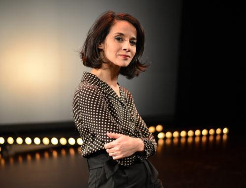 L'irrévérencieuse et cinglante Sophia Aram de retour au Théâtre de Châtel-Guyon !