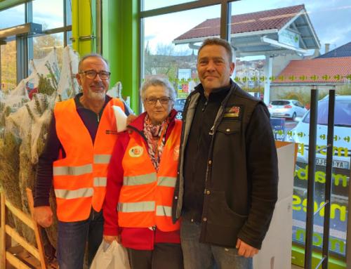 Trois jours de collecte organisés par le CCAS au profit de la Banque Alimentaire