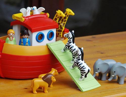 Les Playmobil® s'invitent au week-end du jeu les 30 novembre et 1er décembre