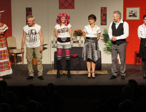 La Comédie des Célestins revient au Théâtre avec le spectacle « On se calme ! »