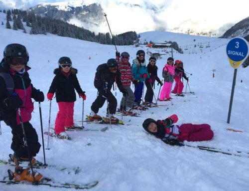 Séjour au ski : les inscriptions sont ouvertes !