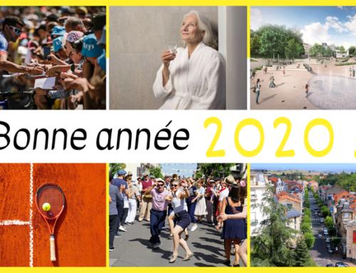 Bonne année ! L'an 2020 en 6 événements à Châtel-Guyon