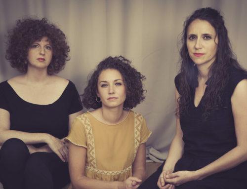 Le trio féminin Bloom au Théâtre ce samedi 1er février