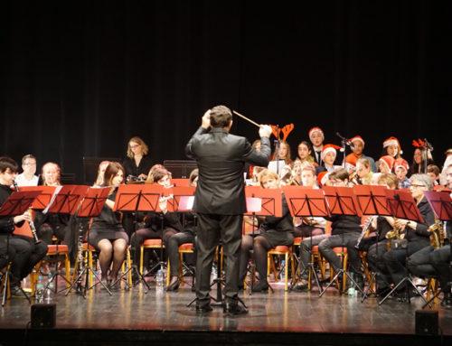 Fêtons la nouvelle année avec l'Orchestre d'Harmonie