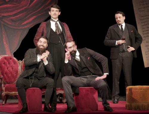 Découverte : la Compagnie «Les Inspirés» au Théâtre vendredi 13 mars