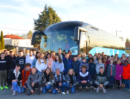 Séjour ski : le grand départ pour les pistes est donné pour 50 jeunes du territoire