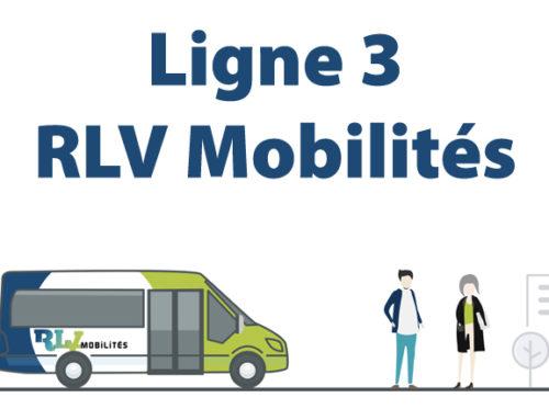 RLV Mobilités : la ligne 3 renforcée et adaptée aux curistes et touristes !