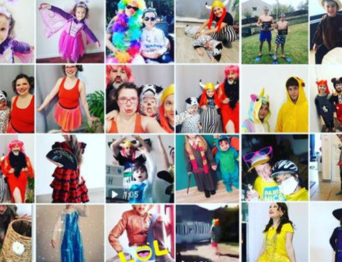 200 participants ! Retour sur un Carnaval 2020 confiné à Châtel-Guyon !