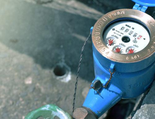 Relevé des compteurs d'eau 2020 dans le respect des gestes barrières