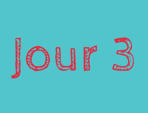 Mercredi 22 avril – Centre de loisirs virtuel avec Sabrina et Martine