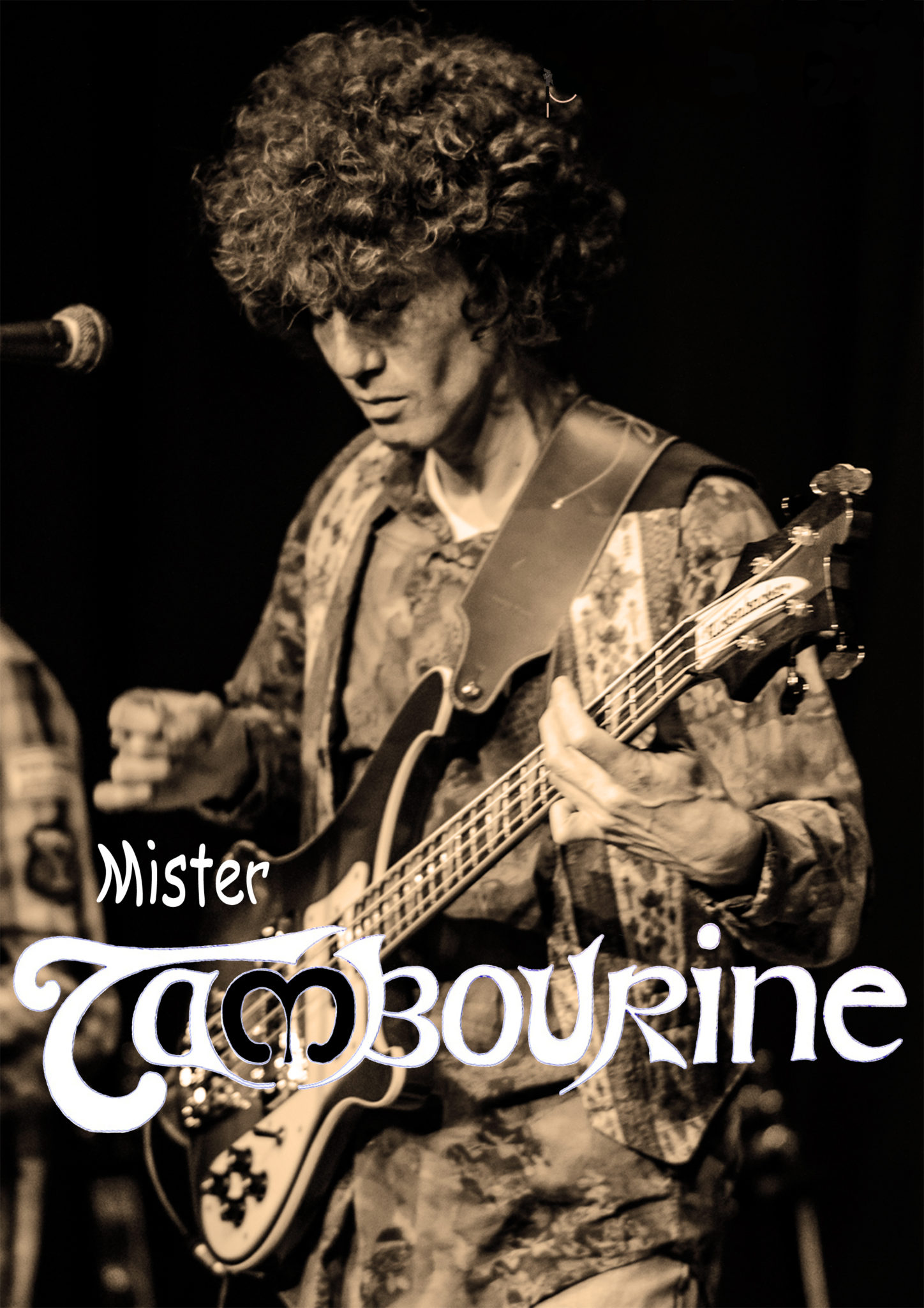 mister tambourine