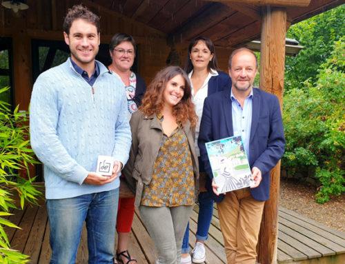 Fondation Landestini : des futurs « Champions de l'alimentation durable et de la biodiversité » à l'école de Saint-Hippolyte