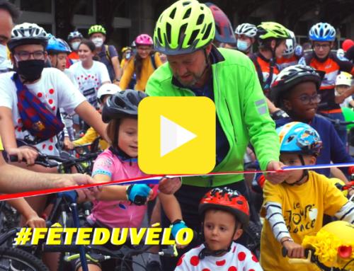 A Châtel-Guyon, on est prêt pour le Tour de France !