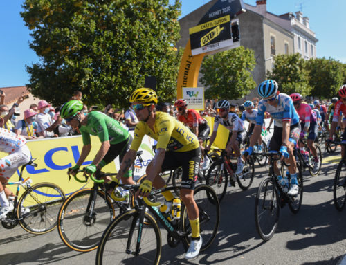 Retour en images : la ferveur du Tour de France a fait vibrer Châtel-Guyon